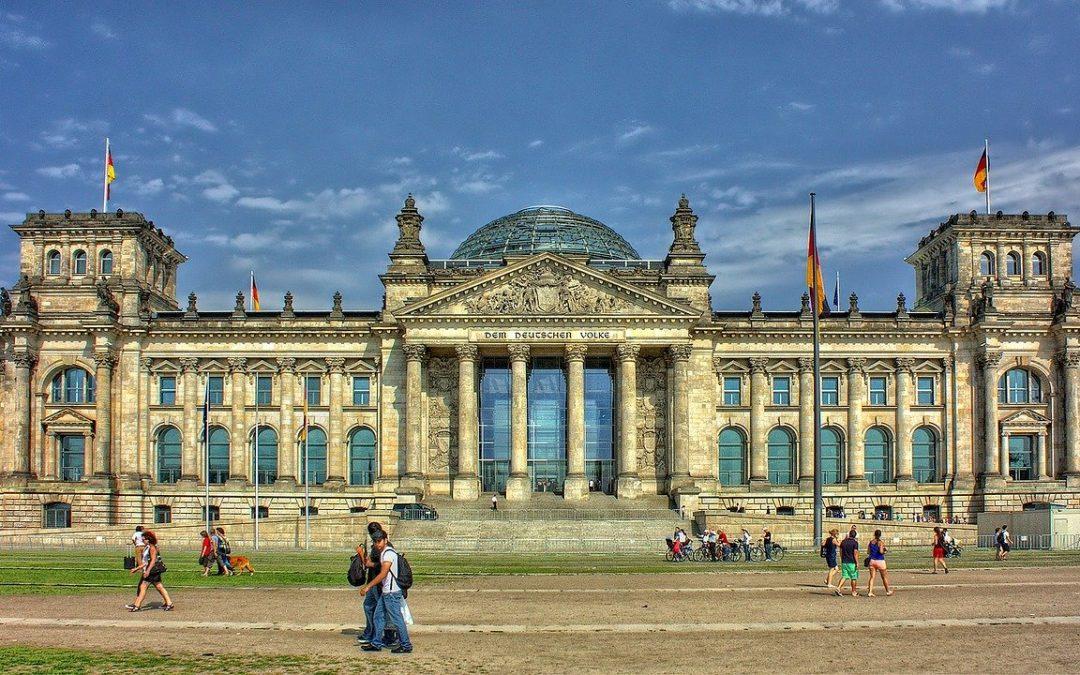 Alemanha Prorroga Controle de Fronteiras até 15 de Maio
