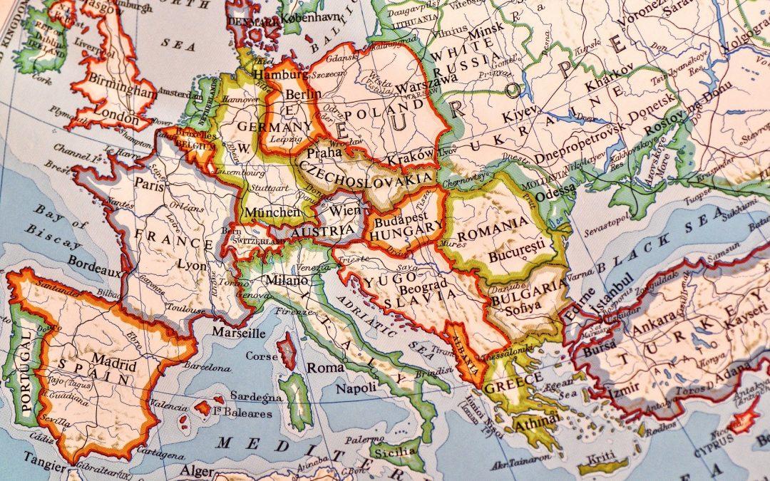 Europa Anuncia Reabertura de Fronteiras